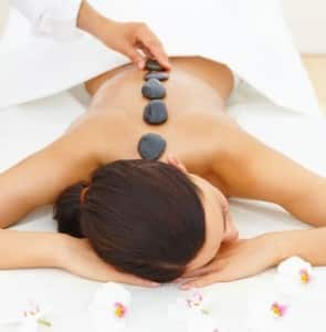 Hot Stone Massage in Longview WA