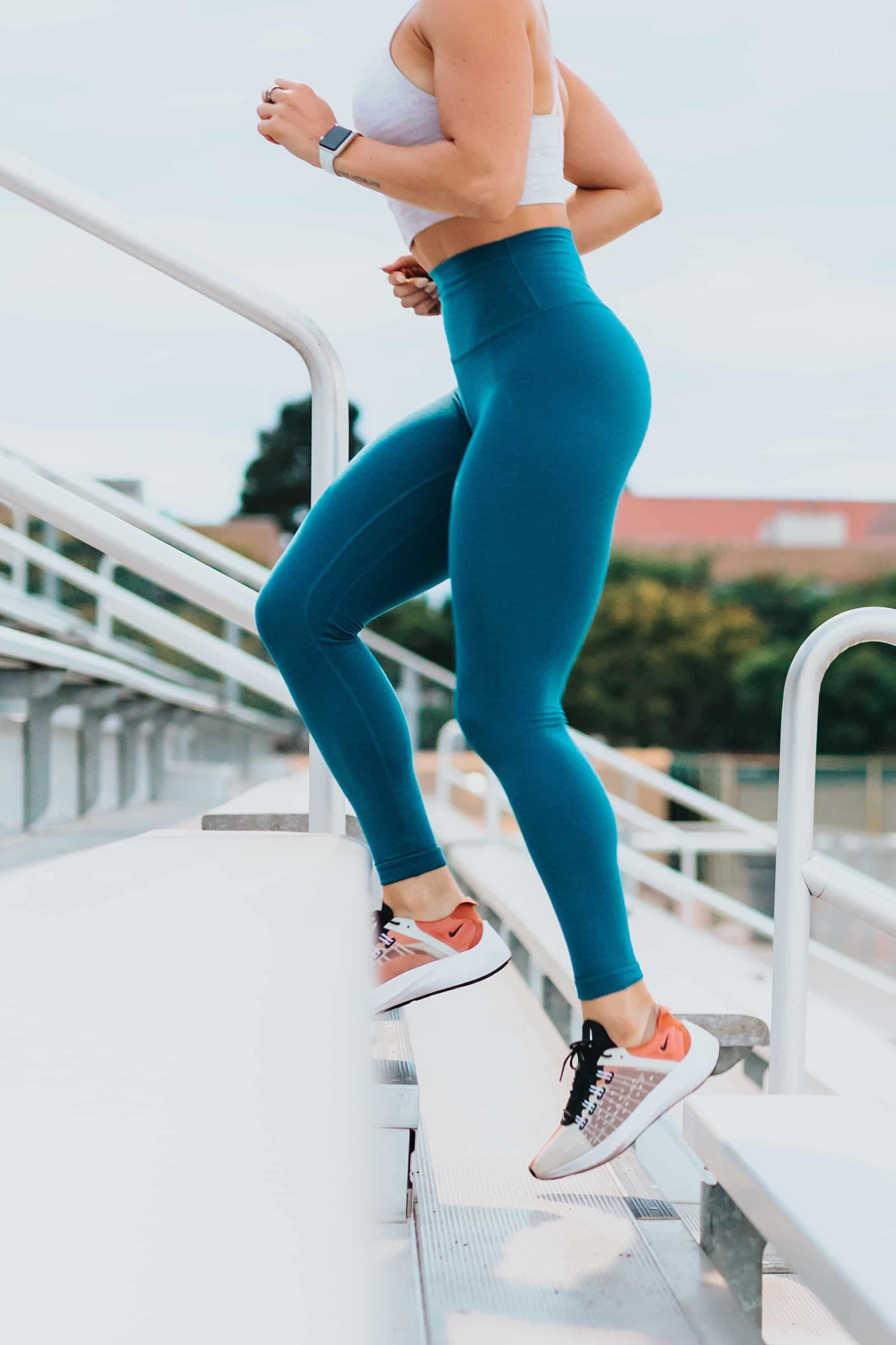 woman exercising benefit chiropractor